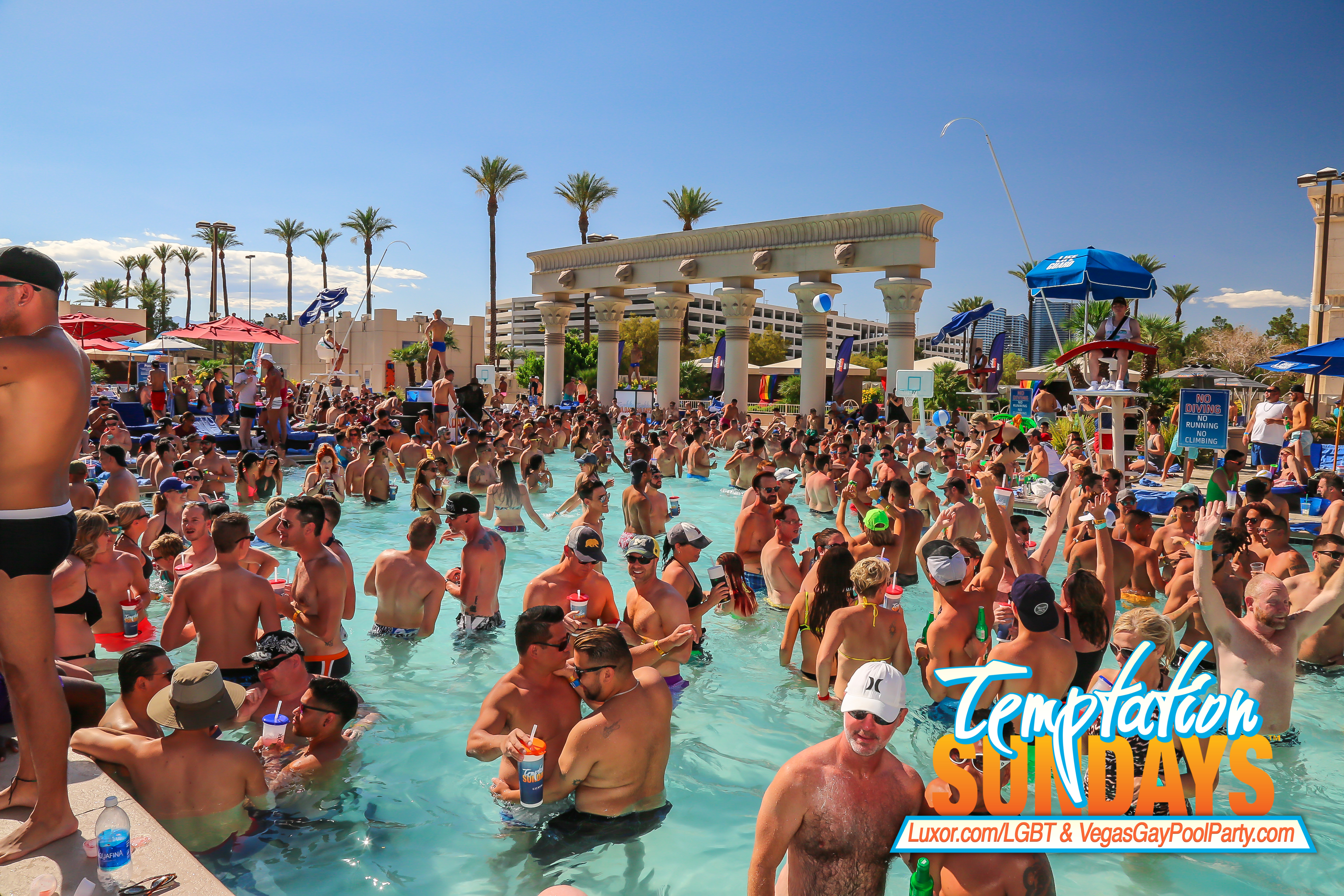 vagus pool party reality show