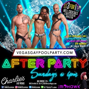 After Party at Charlies